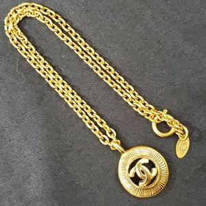 Chanel Vintage CC Neclace